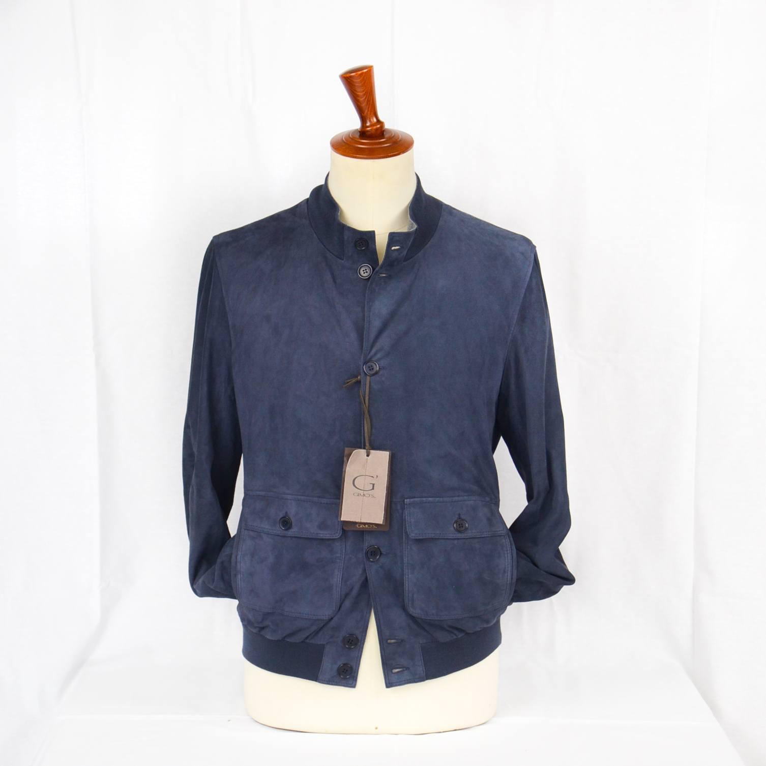 selezione migliore 67bed b25b9 GIUBBINO RENNA BLU REVERSIBILE Gimo's - Sabi Abbigliamento