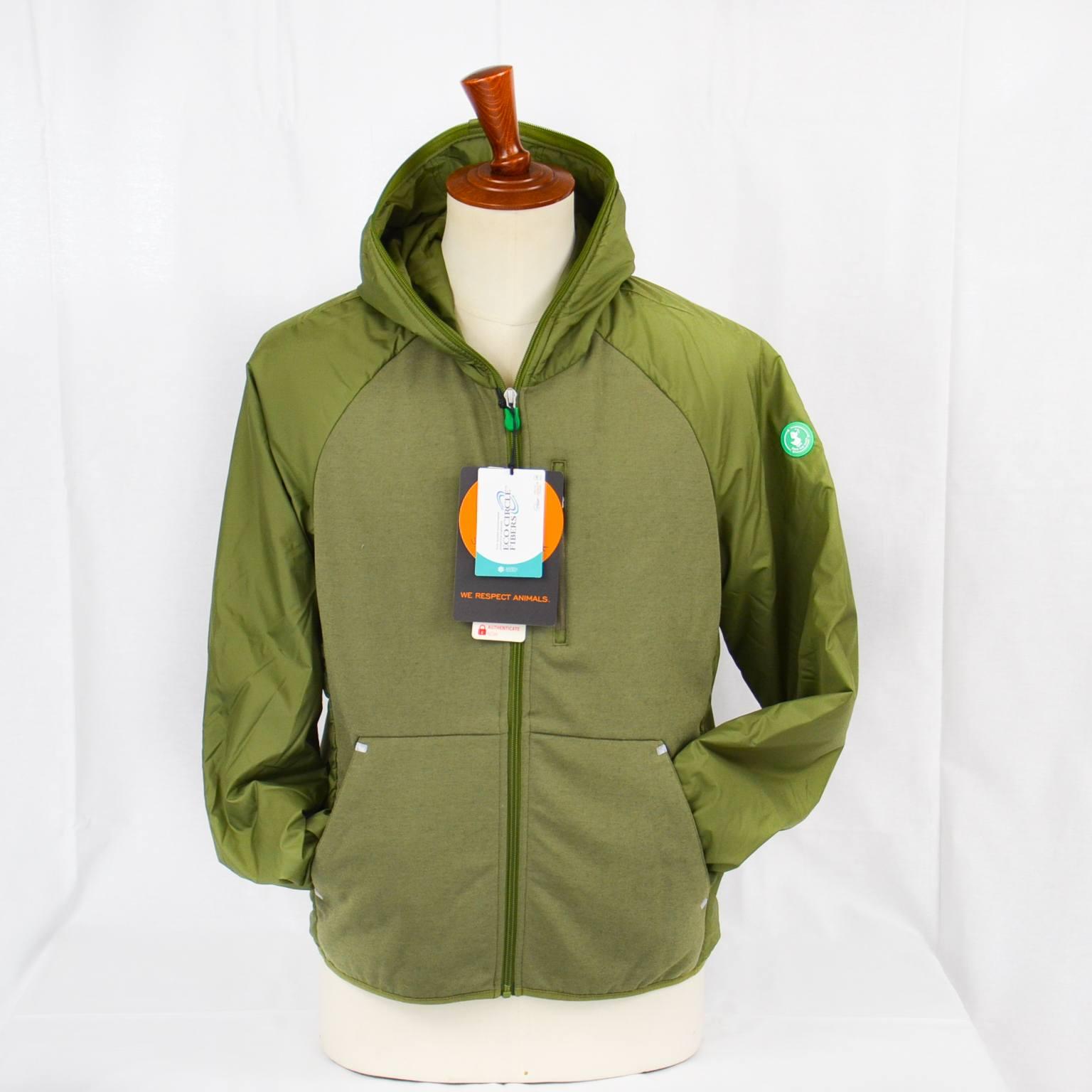 newest a8906 65cbe GIUBBINO VERDE Save The Duck - Sabi Abbigliamento