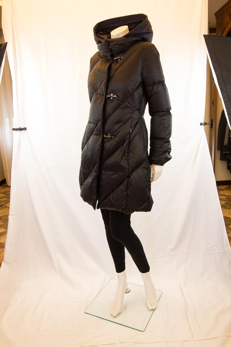 online store c74ef e3f4b PIUMINO LUNGO BLU Fay - Sabi Abbigliamento