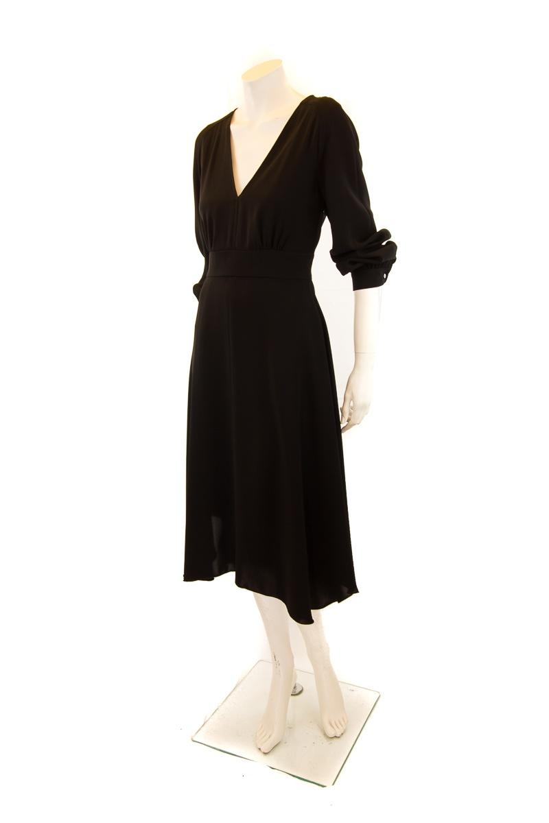 on sale 046d9 6cce3 ABITO SETA NERO Max Mara - Sabi Abbigliamento